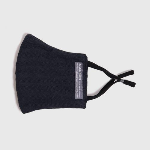 Khaki bros. Fabric Mask - Black