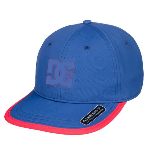 DC SHOES Crankers Snapback Hat  NAVY-Free Size