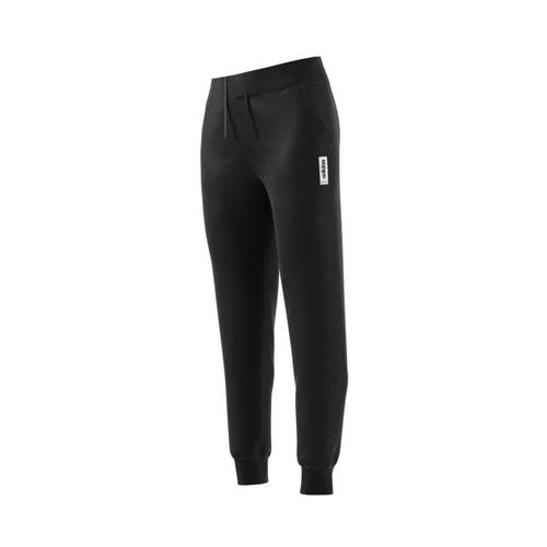 ADIDAS W BB TP PANTS BLACK Size - XS