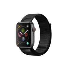 APPLE WATCH Series 4 GPS+Cellular 44mm Space Gray Aluminum Case With Black Sport Loop