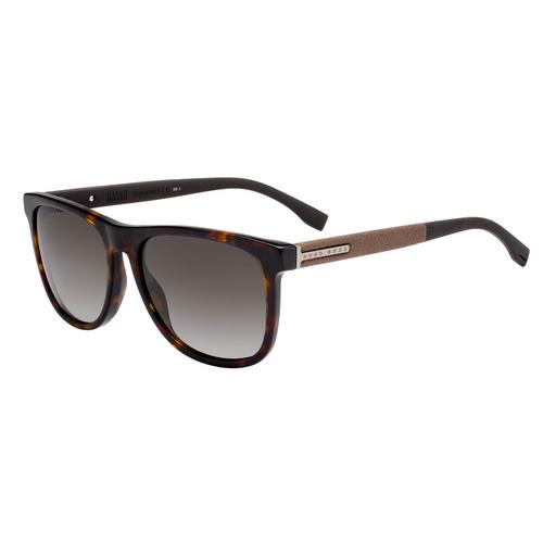 HUGO BOSS 0983/S Dark Havana Acetate 56mm