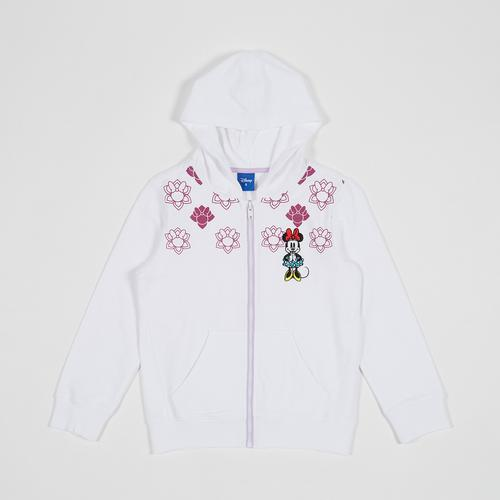 Disney Girl Jacket Minnie-Sawasdee White-S