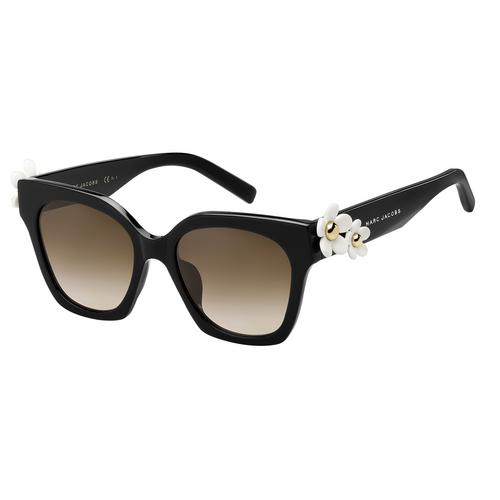 MARC JACOBS Marc Daisy/S Black Acetate 52mm
