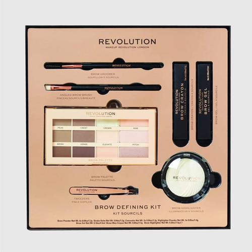 MAKEUP REVOLUTION Brow Defining Kit 28.5 G.