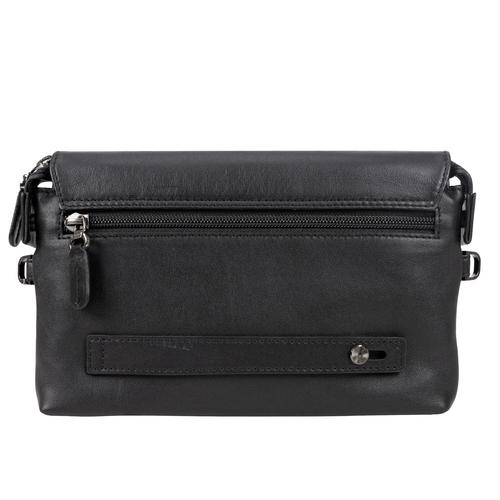 GIAN FERRENTE CLUTCH BAG-BLACK