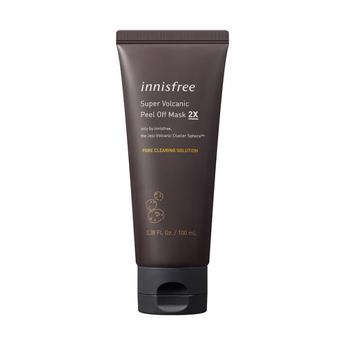 innisfree Super Volcanic Peel Off Mask 2X 100ml