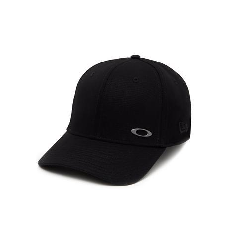 OAKLEY  TINFOIL CAP BLACK #M/L