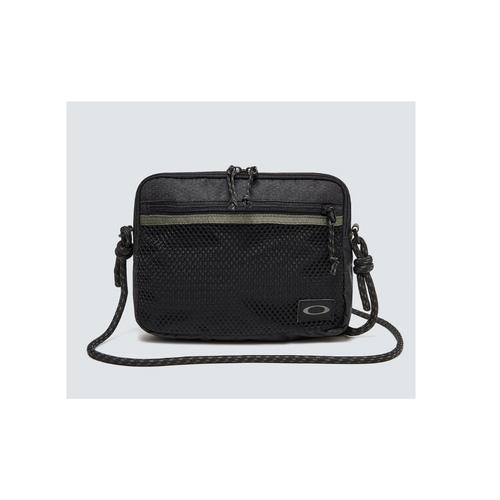 OAKLEY ESSENTIAL SHOULDER POUCH BAG 4 BLACKOUT
