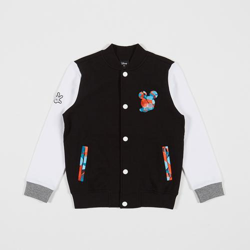 Disney Boy Jacket Mickey-Sawasdee Black/White-S