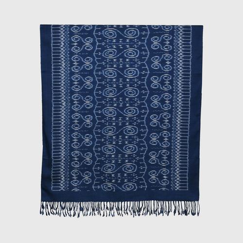 SAMER - Multipurpose fabric, Ban Chiang curve Size 1x2 meters