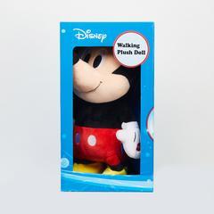 Disney Plush Mickey Mouse Doll (walking plush) 25cm