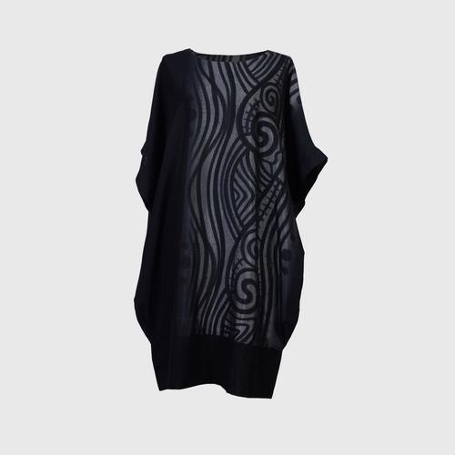 BAI MONE - Short dress Black Free size
