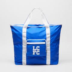 Leicester City Football Club  Foldable Tote Bag Blue Colour