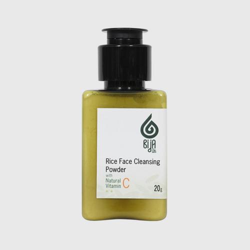 BIJA Herbal Face Cleansing Rice Powder  20g