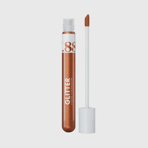 VER.88 Glitter Liquid Eyeshadow 4.5G #04 Copper Latte