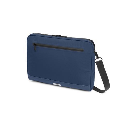 """MOLESKINE (横版)多功能双肩笔记本电脑包 15"""" - Sapphire Blue"""