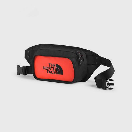 THE NORTH FACE EXPLORE HIP PACK FLARE/TNF BLACK