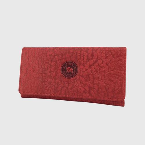 CONI COCCI LONG WALLET - RED