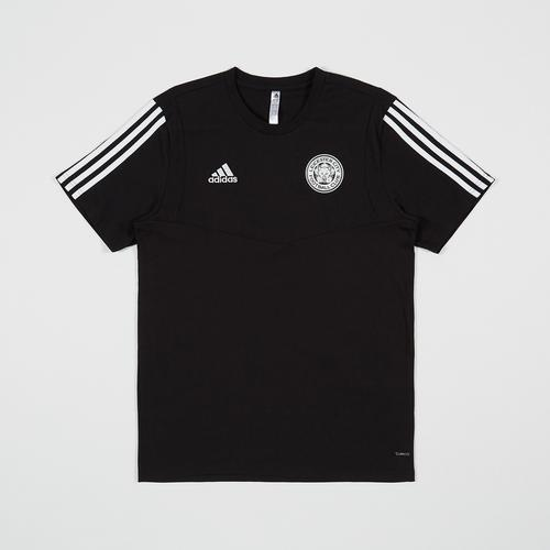 Leicester City Football Club Black Training Tee 2019 - 2020 Size M