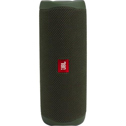 JBL Flip5 Portable Waterproof Speaker - Forest Green