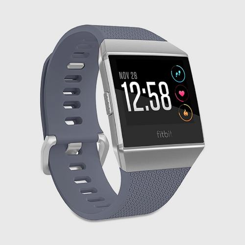FITBIT Ionic™ Watch - Blue Grey/Silver Gray