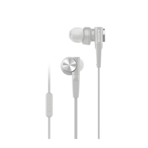 Sony MDR-XB55AP EXTRA BASS™ In-ear Headphones White