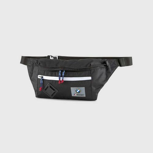 PUMA BMW M MTSP Waist Bag Puma Black