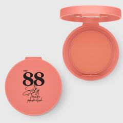 VER.88 Silky Touch Powder Blush No. V1 Sweetie 4.5 g.