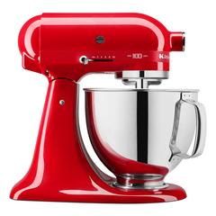 KitchenAid Tilt-Head Artisan Stand Mixer 5 Quart - Queen of Hearts (100 Years LIMITED EDITION)
