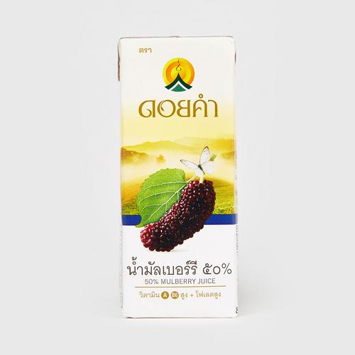 DOI KHAM 50% MULBERRY JUICE 200ML