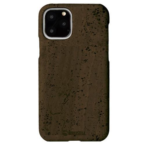 KRUSELL Birka Cover iPhone 11 Pro Max - Dark Brown