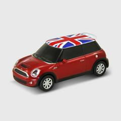Flag Mini Cooper S (RED) USB