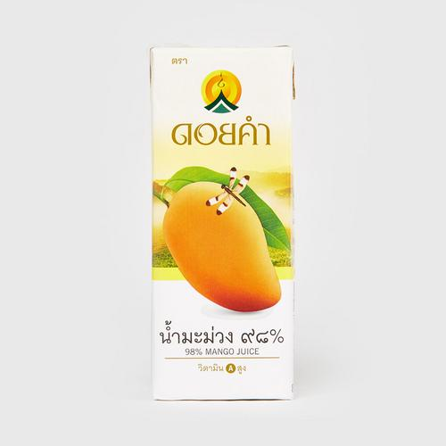 DOI KHAM 98% MANGO JUICE 200ML