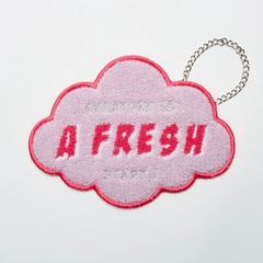 Mahanakhon SkyWalk Cloud Coin Purse Pink