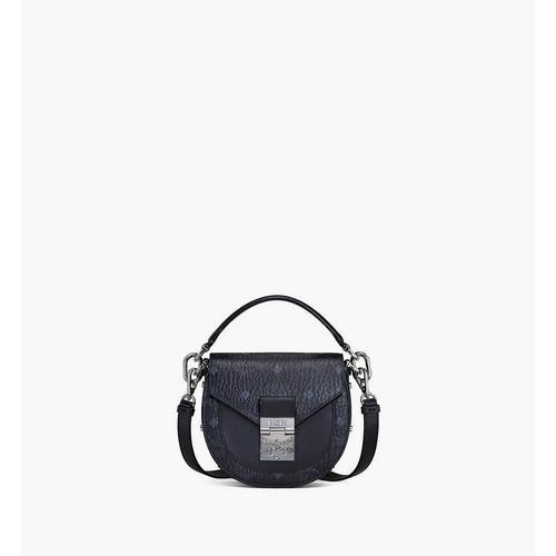 MCM Mini Patricia Shoulder Bag in Visetos