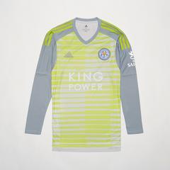 Leicester City Football Club Replica Goalkeeper Away Shirt 2018-2019 Size S