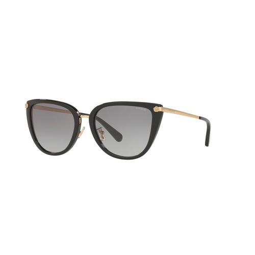 COACH Black Acetate Sunglasses 0HC827650021156