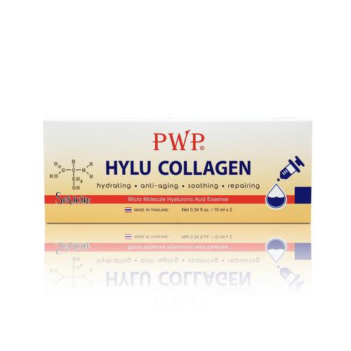 PWP Concentrate serum with protein rich silk, moisturizing your skin, reducing wrinkles and dark spots.