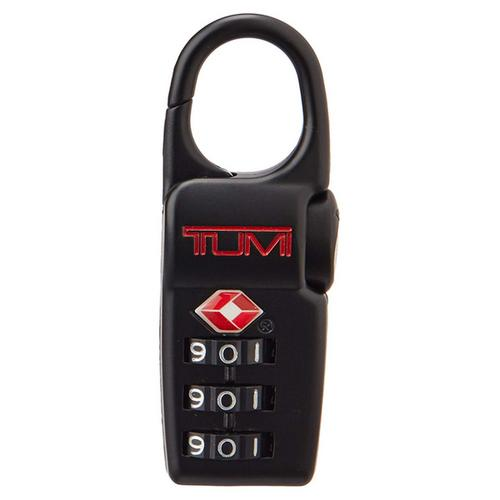 TUMI REPLACEMENT ACC ALPHA TSA LOCK - BLACK