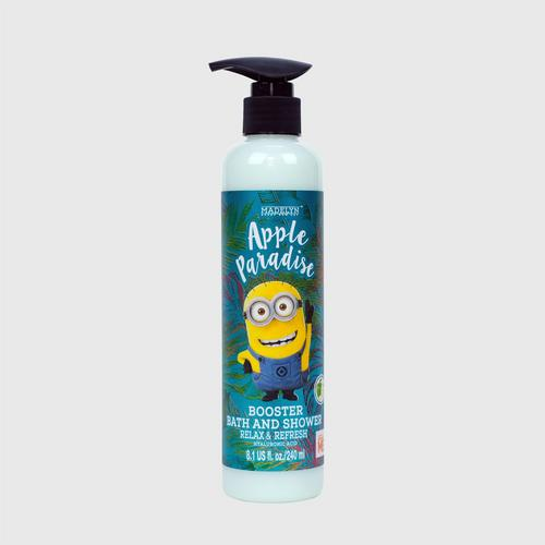 MADELYN MINIONS BOOSTER BATH AND SHOWER APPLE PARADISE 240 ML