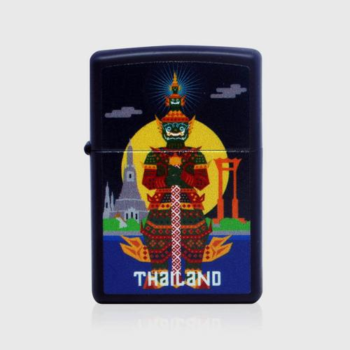 ZIPPO Exclusive Collectible Lighter GUARDIAN COLLECTION YAK GUARDIAN AT WAT ARUN