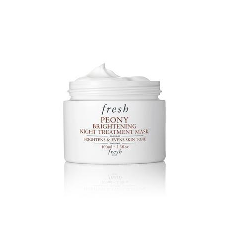 Fresh Peony Brightening Night Treatment Mask 100ml