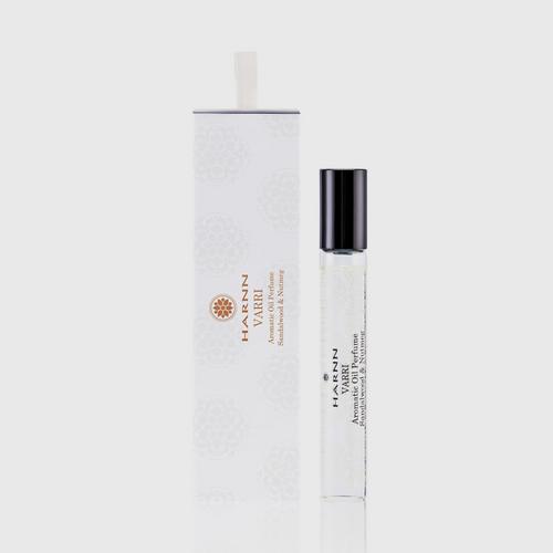 HARNN Varri Aromatic Oil Perfume - Sandalwood & Nutmeg  9 Ml