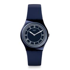 SWATCH Blue Ben 34 mm (GN254)