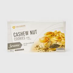 LISA BAKERY Cashew Nut Cookies Original Sesame Flavor