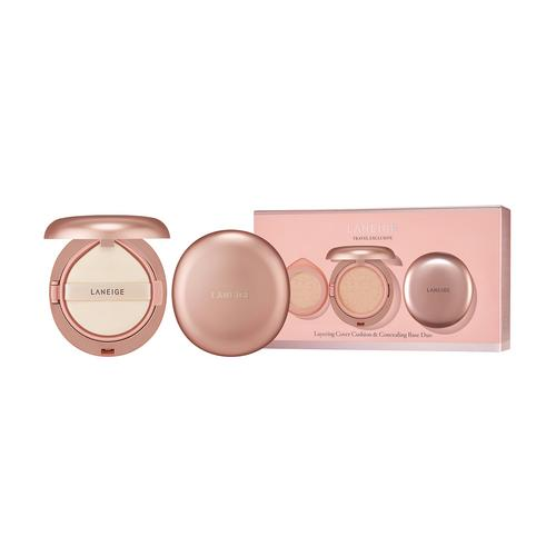 LANEIGE Layering Cover Cushion Concealing Base Duo No.13 Ivory