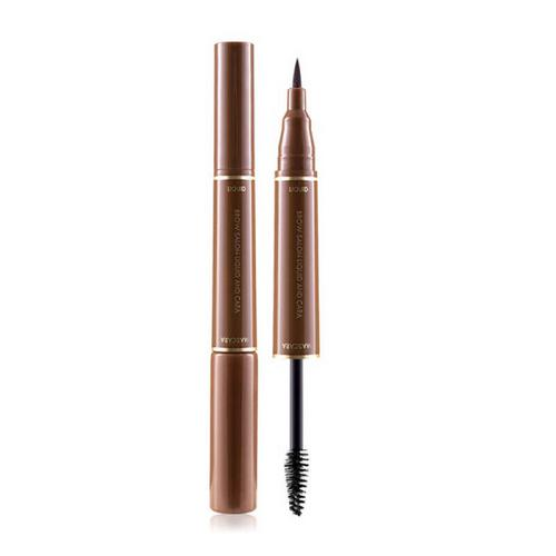 Browit Brow Salon Liquid & Cara (1ml+3.5g) #Couture Brown