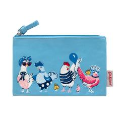 CATH KIDSTON HEN PARTY ZIP PURSE WITH PLACEMENT