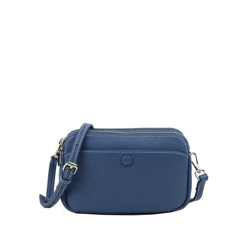 Me Phenomenon  SUN CLUTCH  & SHOULDER BAG Blue