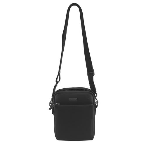 JACOB SHOULER BAG (BLACK)